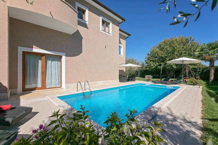 Villa Kroatië, Istrie, Vižinada Villa HR-52447-31