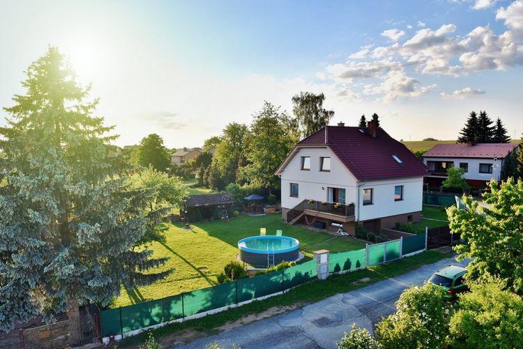 Villas Tsjechie | Zuid-Bohemen- | Villa te huur in Malice met zwembad  met wifi 9 personen