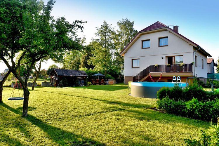 Villa Tsjechië, Zuid-Bohemen , Malšice Villa CZ-39175-06