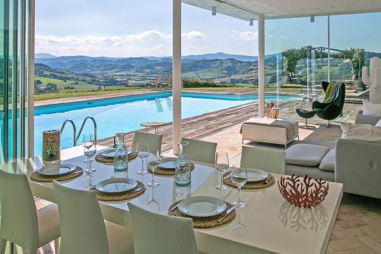 Villa Italië, Marche, Urbania Villa IT-61049-17