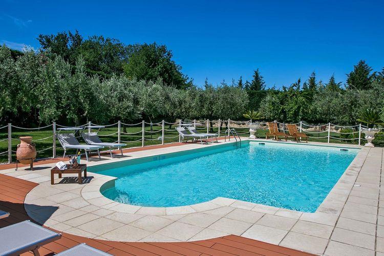 Villa Italië, Marche, Fano Villa IT-61032-09