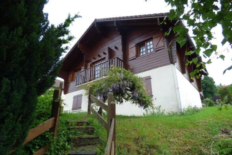 Vakantiehuizen Saint-Maurice-sur-Moselle te huur Saint-Maurice-sur-Moselle- FR-88560-06   met wifi te huur