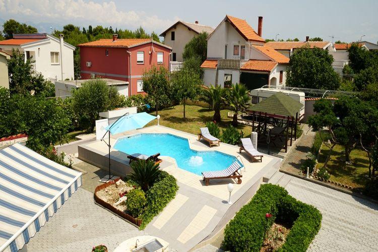 Villa Kroatië, Dalmatie, Vir Villa HR-00015-18