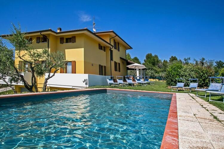 Villa Italië, Marche, Candelara Villa IT-61122-05