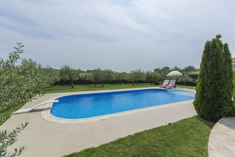 Villa Kroatië, Istrie, Nova Vas Villa HR-00015-20