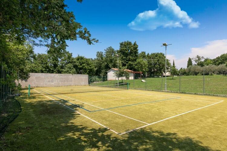 Villa Kroatië, Istrie, Višnjan Villa HR-52463-52
