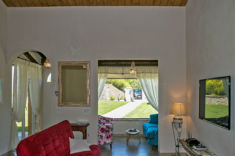 Villa Italië, Marche, Fermignano Villa IT-61033-05