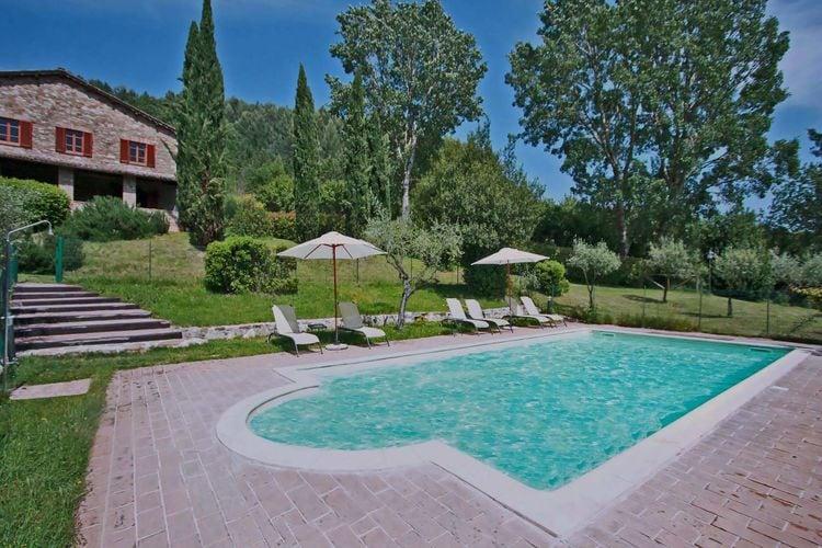 Villas Italie | Umbrie | Villa te huur in Assisi met zwembad  met wifi 12 personen