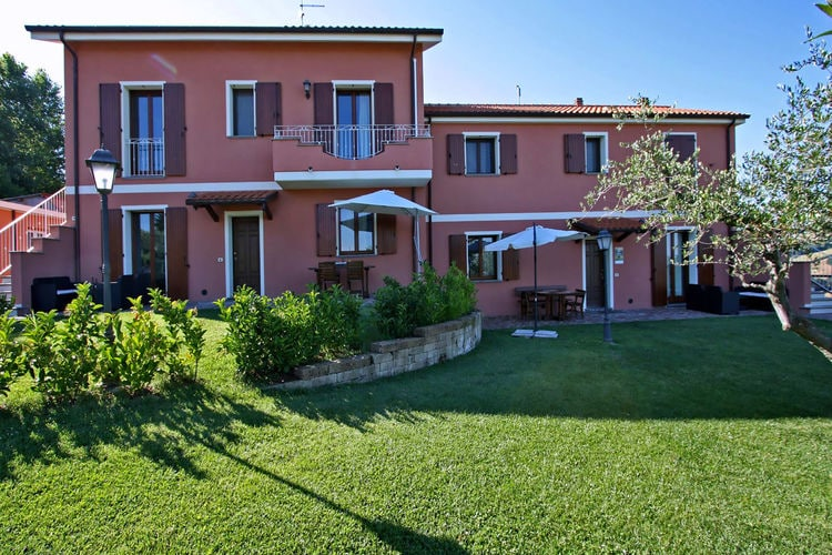 Vakantiehuizen Italie | Marche | Villa te huur in Candelara met zwembad  met wifi 6 personen