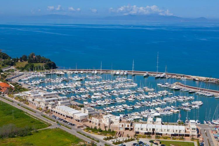 Appartement met zwembad met wifi  ToscanaLibeccio