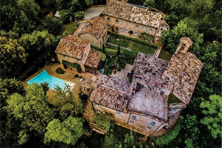 Appartement met zwembad met wifi  Emilia-RomagnaMusica