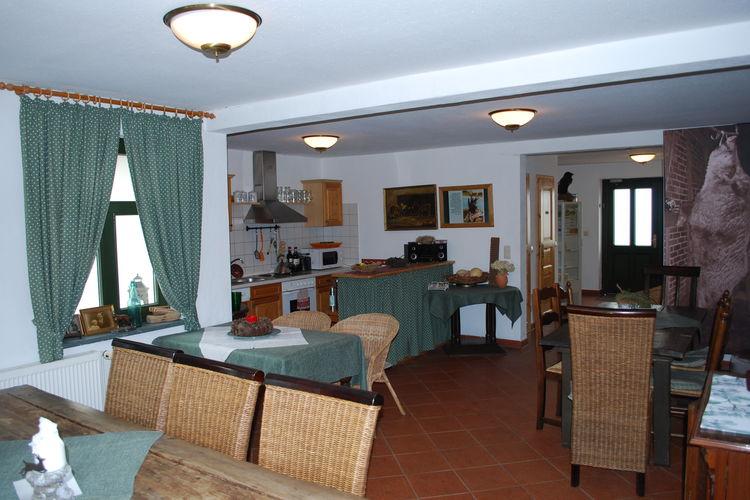 Vakantiehuis met zwembad met wifi  BarlinXL Das Gästehaus mit separatem  Raum