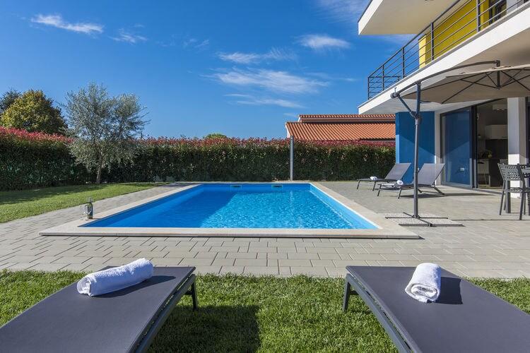 Villa Kroatië, Istrie, Porec Villa HR-52440-256
