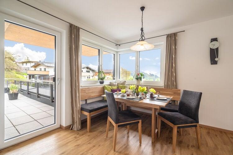 Vakantiehuizen Oostenrijk | Salzburg | Appartement te huur in Pfarrwerfen   met wifi 4 personen