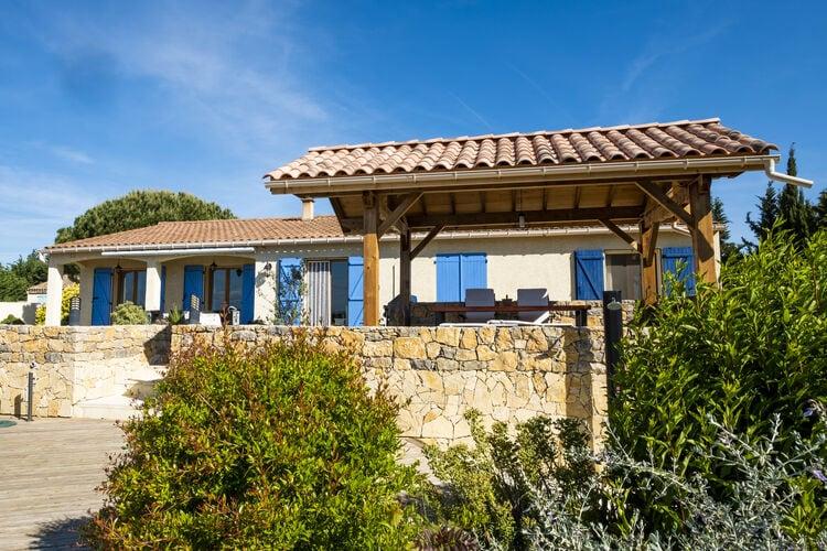 Villa Frankrijk, Languedoc-roussillon, Malviès Villa FR-00032-21