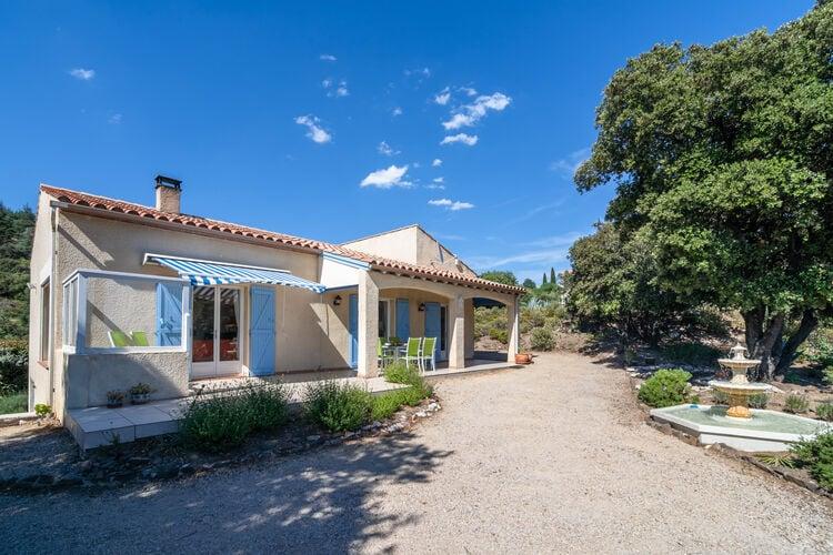 Villa met zwembad met wifi  Felines-MinervoisLe Petit Baigneur