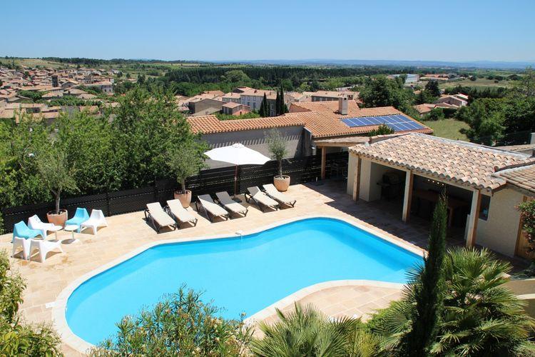 Villa Frankrijk, Languedoc-roussillon, Caunes-Minervois Villa FR-00032-26