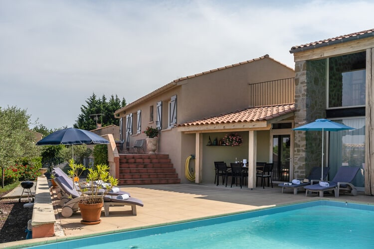 Villa Frankrijk, Languedoc-roussillon, Caunes-Minervois Villa FR-00032-27