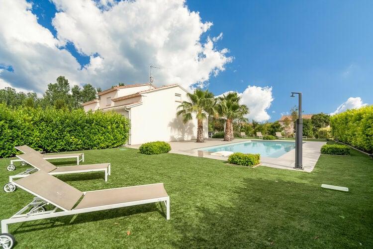 Villa Frankrijk, Languedoc-roussillon, Saint geniès de Fontedit Villa FR-00032-31