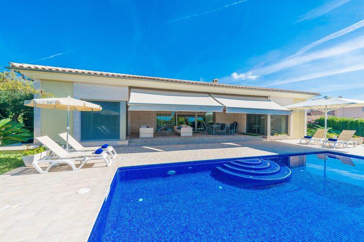 Villa Spanje, Mallorca, Marratxi, Illes Balears Villa ES-00019-20