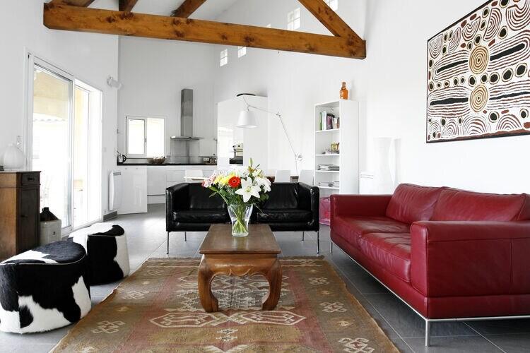 Villa Frankrijk, Languedoc-roussillon, Ceps (Roquebrun) Villa FR-00032-37