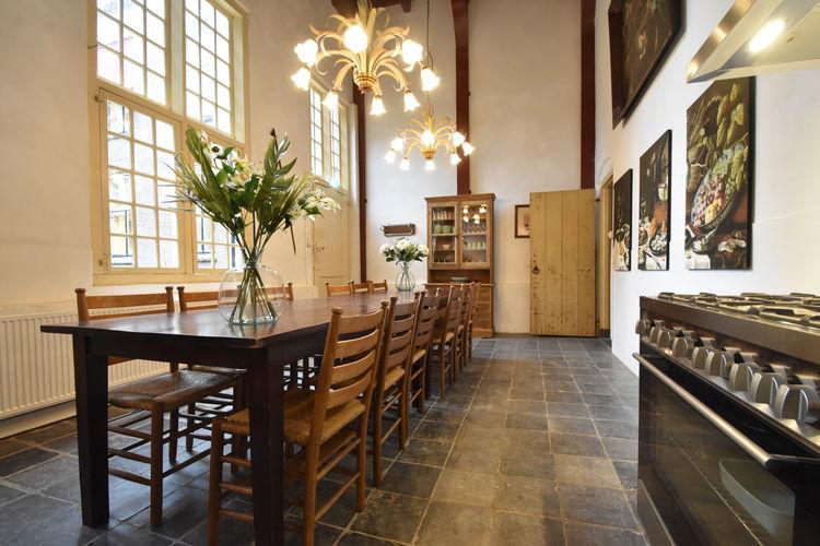 vakantiehuis Nederland, Noord-Holland, Enkhuizen vakantiehuis NL-1601-57