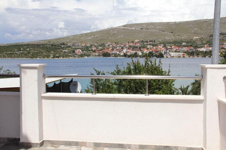 Appartement Kroatië, Dalmatie, Grebaštica Appartement HR-22000-11