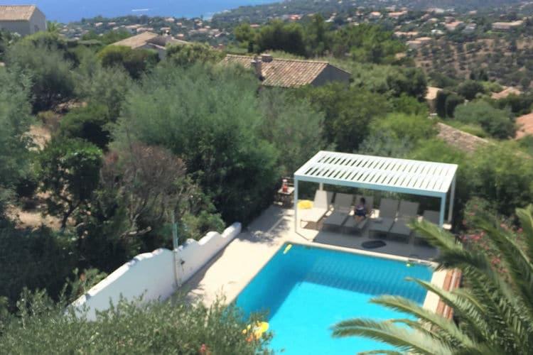 Villa met zwembad met wifi  Les-IssambresVilla Virettes