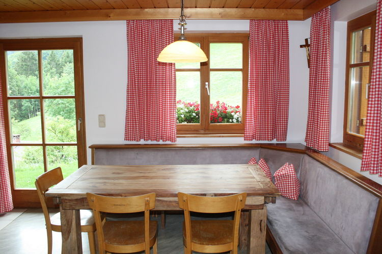 Appartement Oostenrijk, Vorarlberg, Tschagguns Appartement AT-6774-34