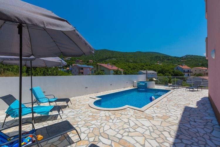 Appartement Kroatië, Kvarner, Novi Vinodolski Appartement HR-00015-37