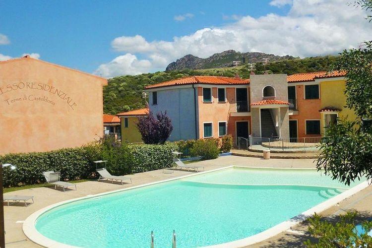 vakantiehuis Italië, Sardegna, SANTA MARIA COGHINAS – LOC. LA SCALITTA vakantiehuis IT-07030-12