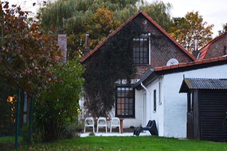 Vakantiehuis  met wifi  Aardenburg  Tussen Land en Zee
