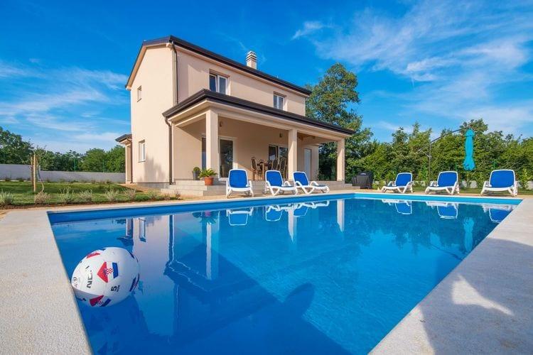 Villa Kroatië, Istrie, Kanfanar Villa HR-00015-41