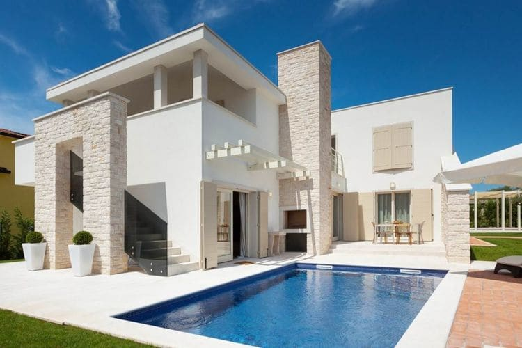 Villa Kroatië, Istrie, Vabriga Villa HR-52465-48