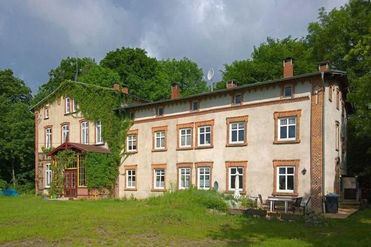 Duitsland | Mecklenburg-Vorpommeren | Appartement te huur in Alt-Krassow-Lalendorf   met wifi 4 personen
