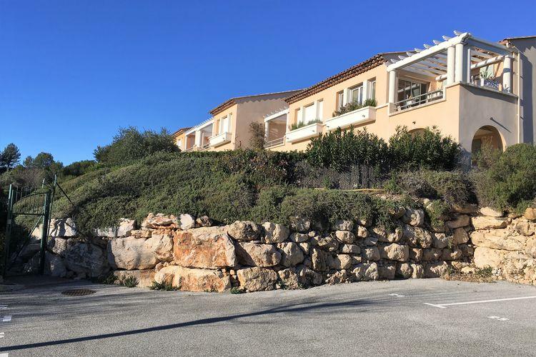 Vakantiehuizen Frankrijk | Provence-alpes-cote-d-azur | Vakantiehuis te huur in Lorgues met zwembad  met wifi 4 personen
