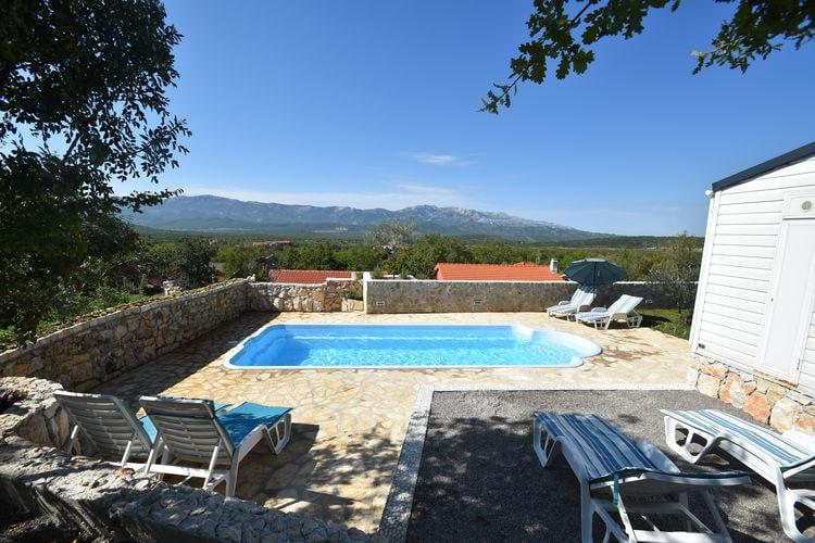 vakantiehuis Kroatië, Dalmatie, Ugljane vakantiehuis HR-21243-04
