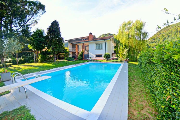 Villa Italië, Toscana, Pescaglia Villa IT-55064-04