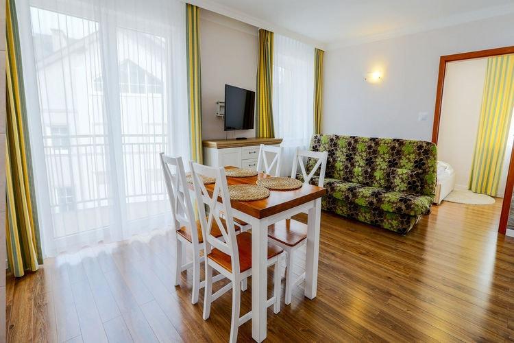 Appartement Polen, , Międzyzdroje Appartement PL-72500-03