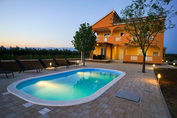 vakantiehuis Kroatië, Dalmatie, Prkos vakantiehuis HR-00015-46