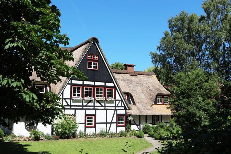 Vakantiehuis  met wifi  ManhagenKutscherhaus / Komplett