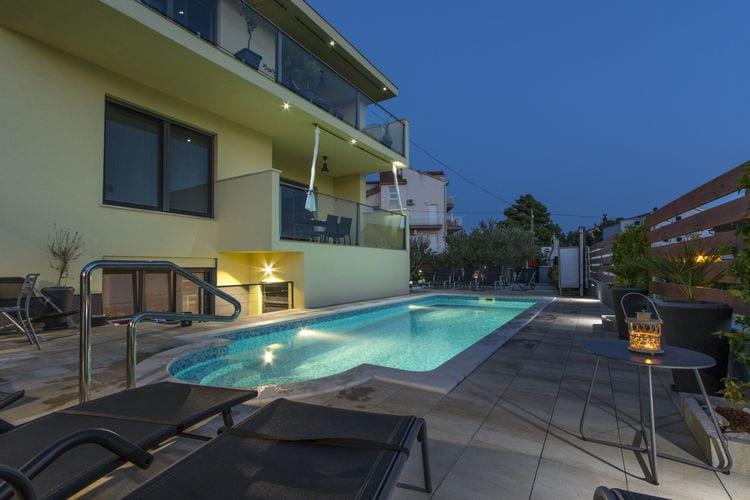 Appartement Kroatië, Dalmatie, Šibenik Appartement HR-22000-12