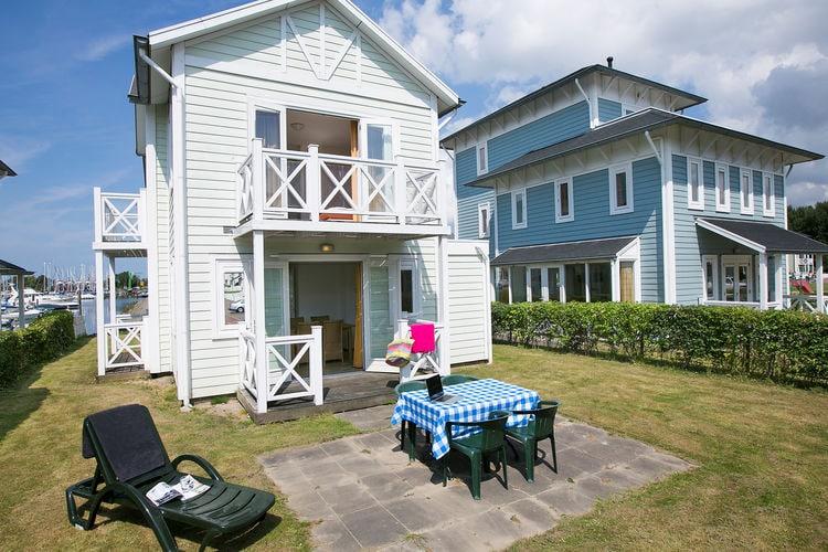 Nederland | Zuid-Holland | Villa te huur in Hellevoetsluis   met wifi 5 personen