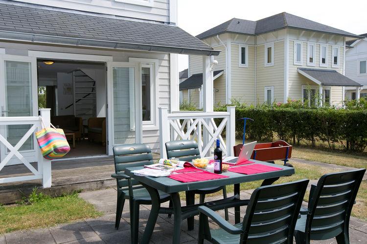 Nederland | Zuid-Holland | Villa te huur in Hellevoetsluis   met wifi 7 personen