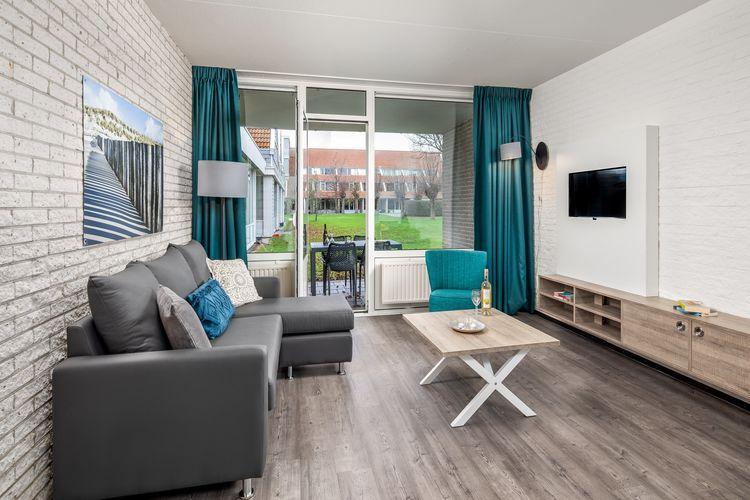 Appartementen Nederland | Zeeland | Appartement te huur in Bruinisse met zwembad  met wifi 4 personen