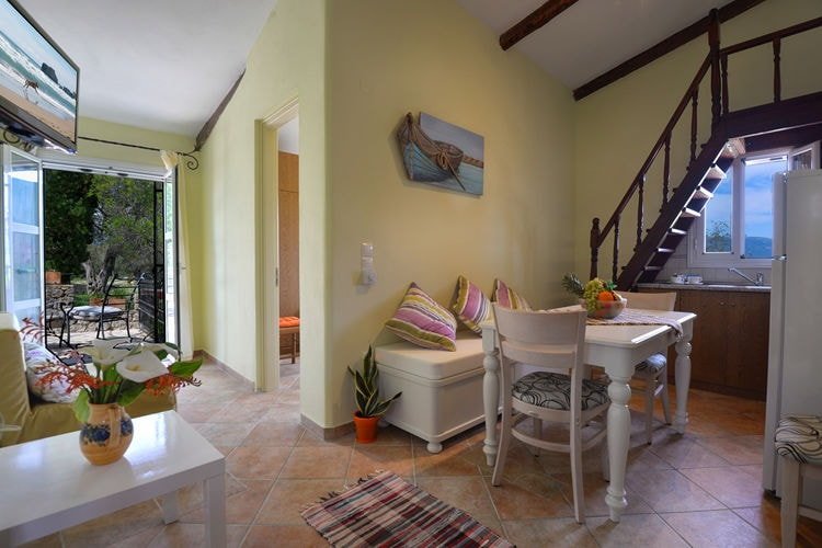 Appartement Griekenland, Corfu, Paleokastritsa, Corfu Appartement GR-49083-10