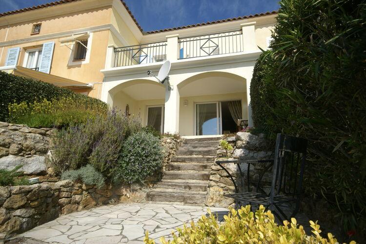 Vakantiehuis met zwembad met wifi  Saint-Raphaël  Eden Hill