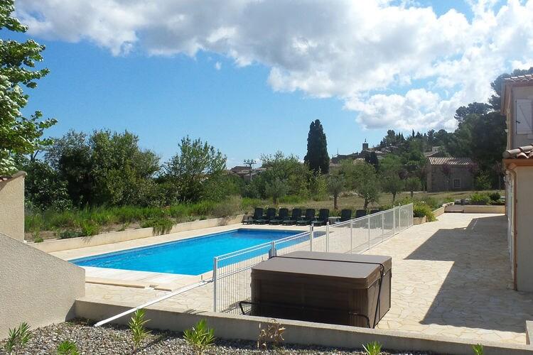 Villa Frankrijk, Languedoc-roussillon, Montbrun-des-Corbières Villa FR-11700-24