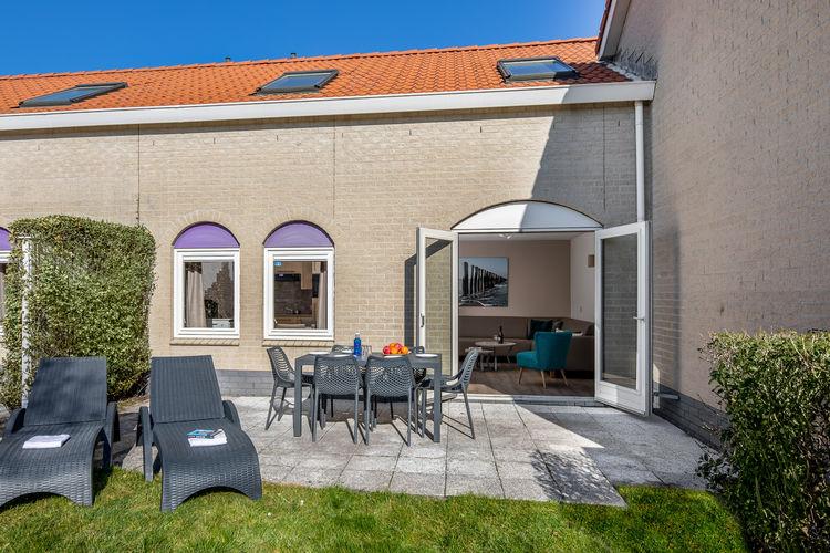 Vakantiehuizen Nederland | Zeeland | Vakantiehuis te huur in Renesse   met wifi 7 personen