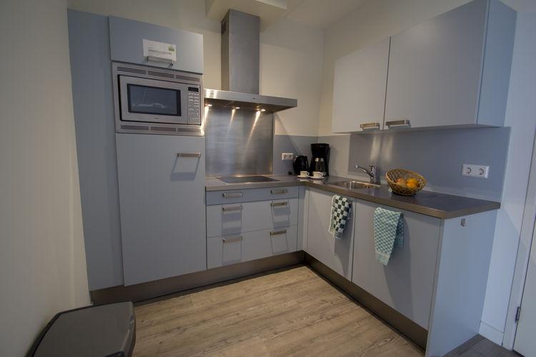 Appartement Nederland, Wadden, Midsland Appartement NL-8891-09